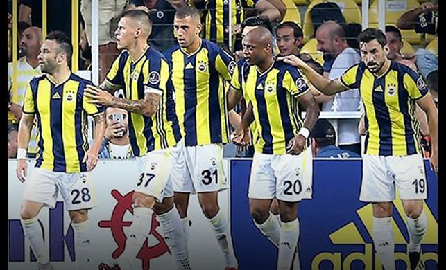 Fenerbahçe UEFA'ya kadrosunu verdi! 8 isim kadroda yer almadı...