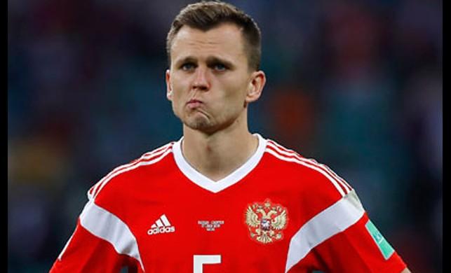 Rus futbolcuda doping şoku!