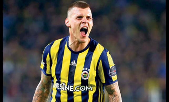 Fenerbahçe'de Martin Skrtel şoku