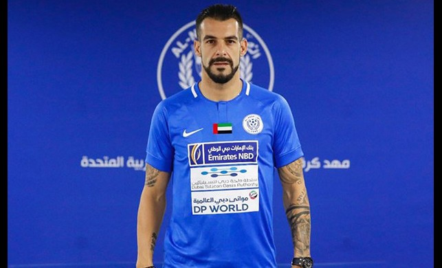 Alvaro Negredo'nun golü Al Nasr'a yetmedi!