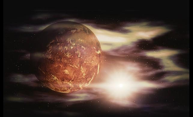 Akrep Burcunda Venüs Retrosu