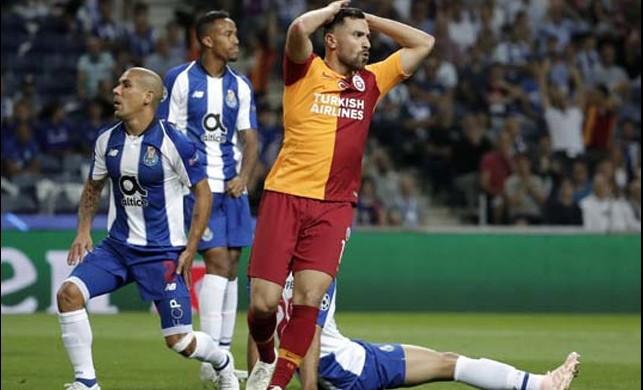 Galatasaray oynadı, Porto 3 puanı kaptı!