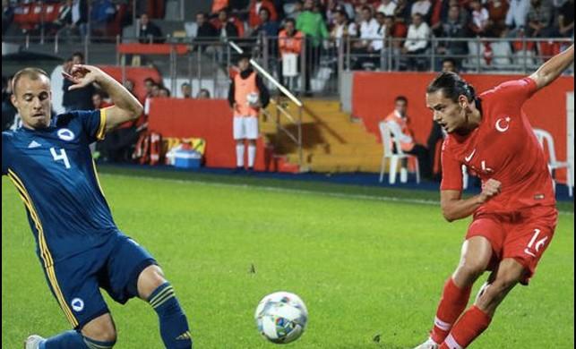 Millilerin maçında gol sesi çıkmadı!