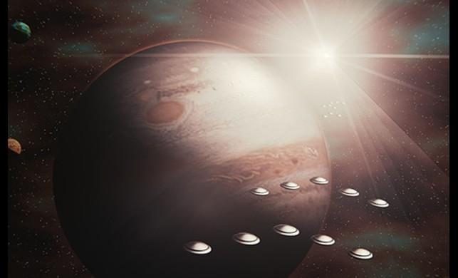 Güneş, Jüpiter ile kavuşuyor! Şans kapınızı çalıyor