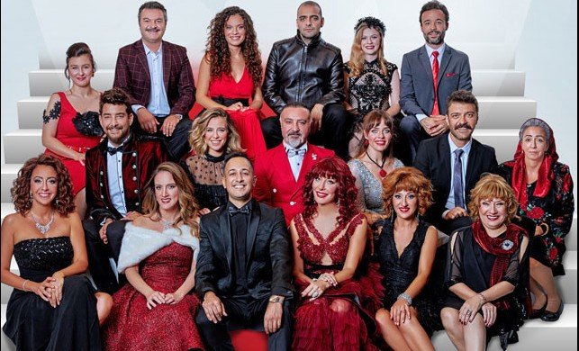 Jet Sosyete'nin erkekleri dizinin kadınlarını anlattı!