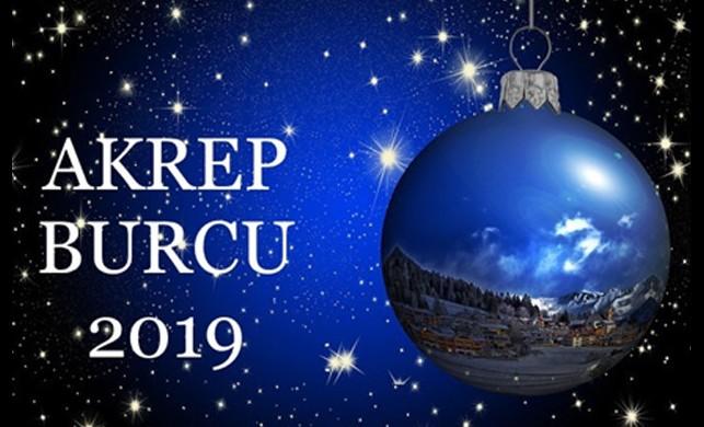2019 yılında Akrep ve yükselen Akrep burçlarını neler bekliyor?