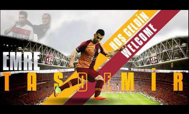 Galatasaray, Emre Taşdemir'i renklerine bağladı!
