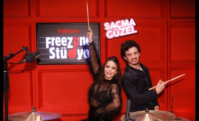 'Vodafone Freezone Son Ses Online Müzik Yarışması'nın ikincisi başlıyor!