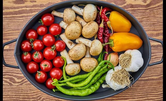 Sağlıklı ve Lezzetli: Fırında Sebze Kebabı Tarifi