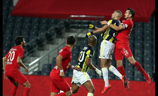 Fenerbahçe'ye kupada büyük şok!