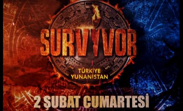 Survivor Türkiye - Yunanistan yarışmacıları belli oldu! İşte ilk tanıtım