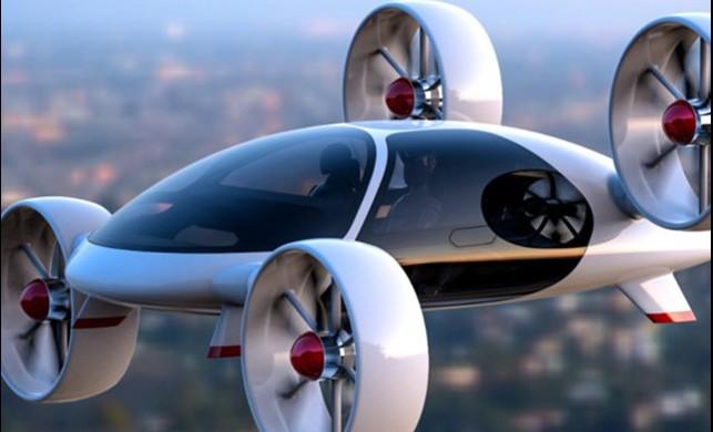 Uçan otomobiller başarıyla test edildi!