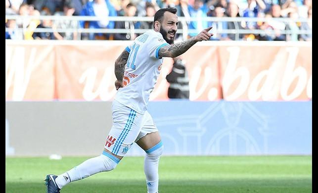 Galatasaray Mitroglou transferini KAP'a bildirdi