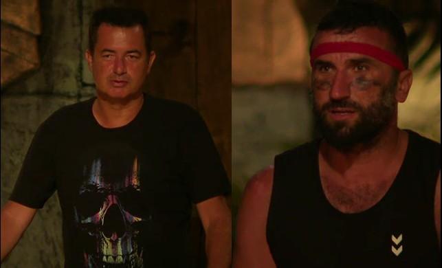 Acun Ilıcalı konseyde sordu: ''Deli Hikmet mi? Rambo Hikmet mi?''