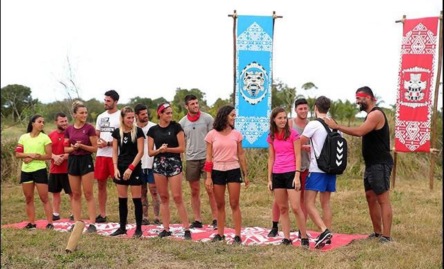 İki takıma da birer yarışmacı dahil oldu