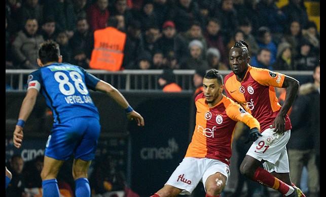 Galatasaray, Kasımpaşa'yı 4 golle geçti | MAÇ SONUCU Kasımpaşa 1 - 4 Galatasaray