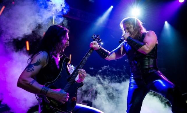 Efsane heavy metal grubu Manowar İstanbul'a geliyor