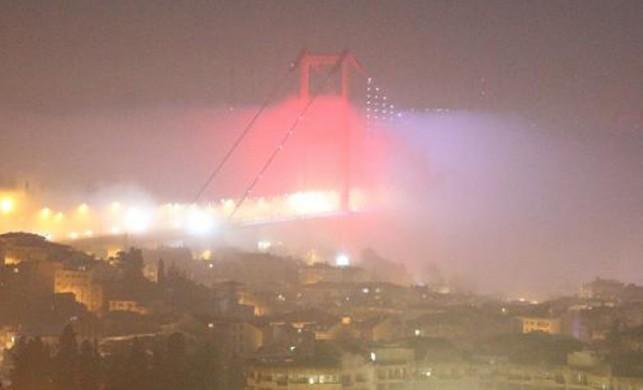 İstanbul'da sis nedeniyle uçak seferleri gecikmeli yapılıyor