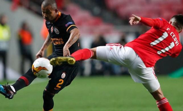 Benfica - Galatasaray: 0-0 | MAÇ SONUCU