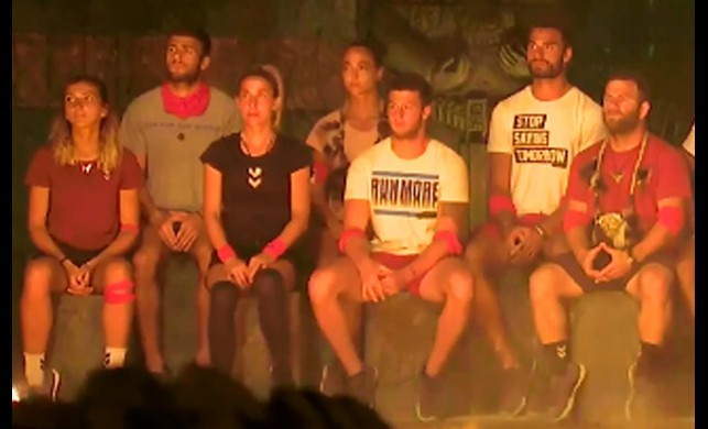 14.bölüm Survivor ada konseyinde kimlerin ismi yazıldı? 24 şubat ada konseyi