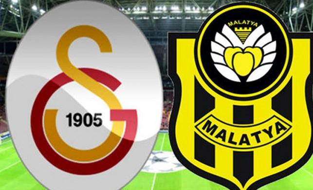 Yeni Malatyaspor Galatasaray maçı ne zaman, nerede, saat kaçta?