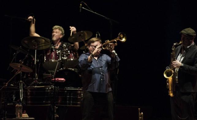 Caz müziğinin efsane ismi Arturo Sandoval İstanbul'daydı!