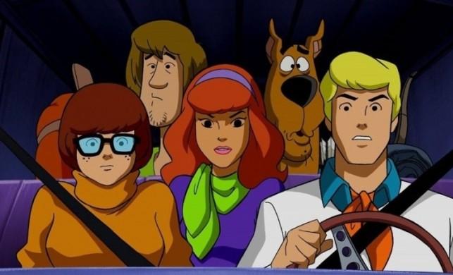 Scooby Doo filmi geliyor!