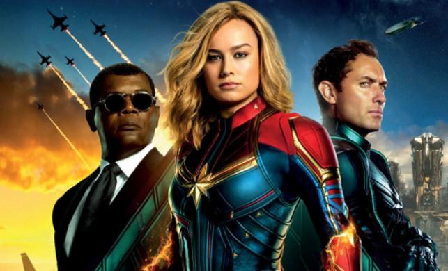 Captain Marvel ne zaman vizyona girecek?