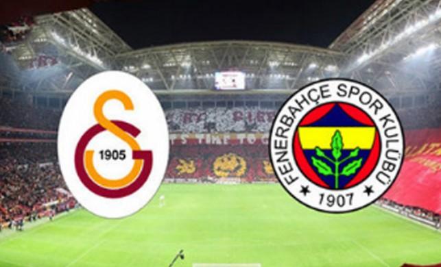 1907 Fenerbahçe ve Galatasaray vadide kozlarını paylaşacak!