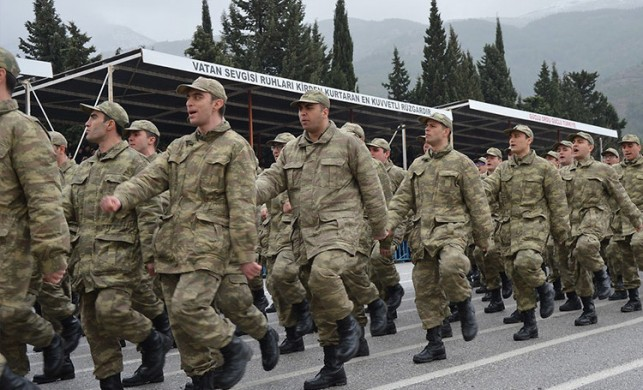 Yeni Askerlik Sisteminin detayları belli oldu... İşte Bakan Akar'ın açıklamaları