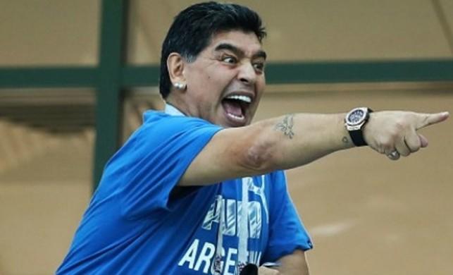 Maradona 3 çocuk için DNA testi yaptıracak!