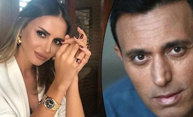 Emina Jahovic Mustafa Sandal ile komşu oluyor