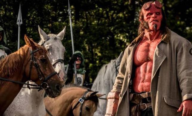 'Hellboy' Nisan'da vizyonda!