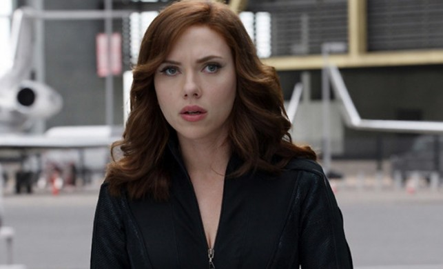 Scarlett Johansson'lı Black Widow'a sürpriz isimler