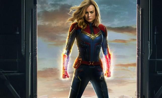 Captain Marvel'in gişe başarısı