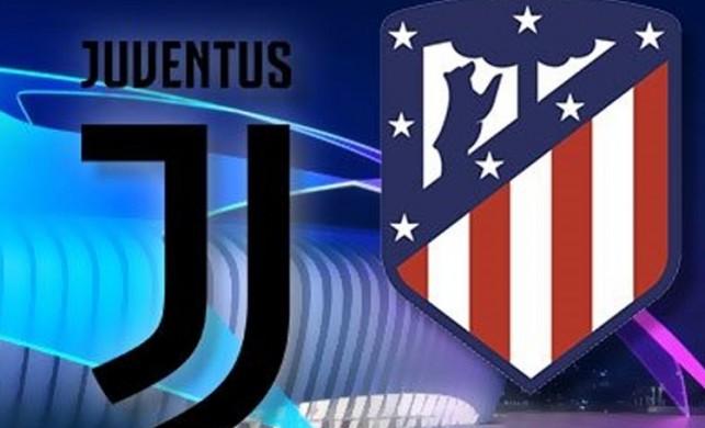 Juventus-Atletico Madrid maçı saat kaçta, hangi kanalda? 12 mart Şampiyonlar Ligi maçı