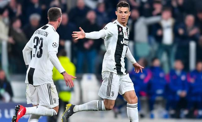 Şampiyonlar Ligi'nde Ronaldo'nun gecesi!