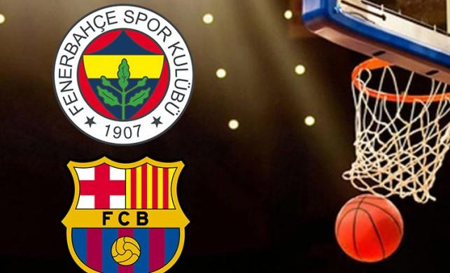 Fenerbahçe Beko Barcelona Lassa Euroleague maçı saat kaçta hangi kanalda?