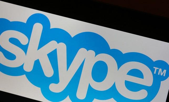 Skype'ta 50 kişi video konferans yapabilecek!