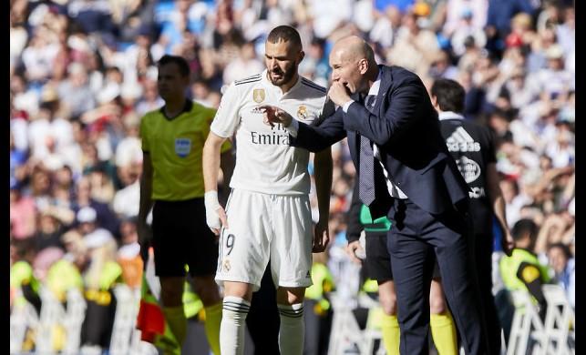 Zidane'lı Real Madrid taraftarın yüzünü güldürdü!