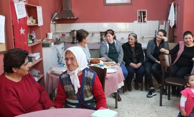 Bu köyde her salı 'kadınlar günü'