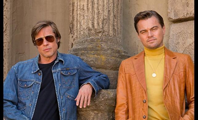 İki süperstar Tarantino filminde buluşuyor!