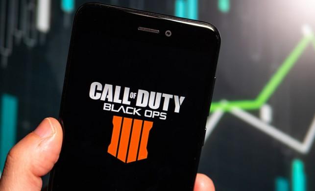 Oyunseverlere müjde! Call of Duty telefonlara giriyor!