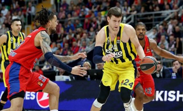 Fenerbahçe Beko, Euroleague'de liderliğini korudu!