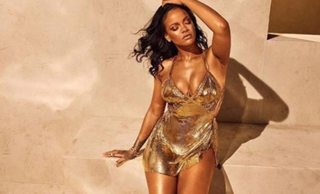 Rihanna, Fenty Beauty için yine kamera karşısında!