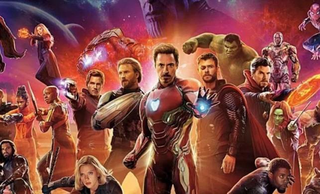 20 Marvel filmini arka arkaya izleyen kişiye 1000 dolar verilecek