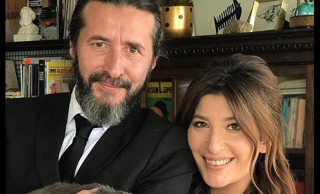 Şebnem Bozoklu, Kanat Atkaya ile evlendi