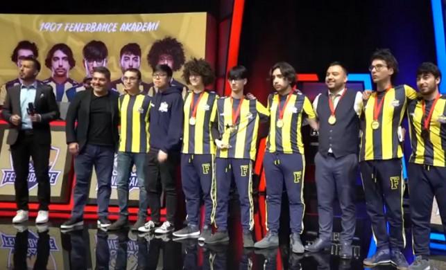 Akademi Ligi Şampiyonu; Fenerbahçe