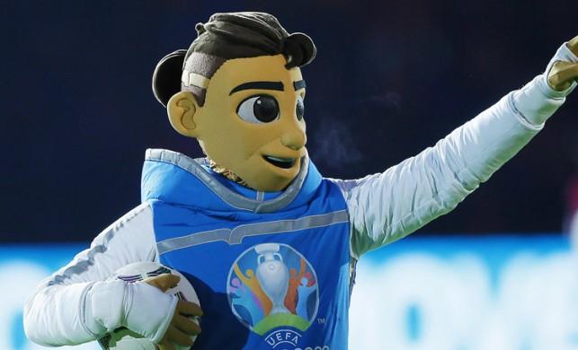 EURO 2020'nin maskotu 'Skillzy' oldu! 'Skillzy' kimdir?