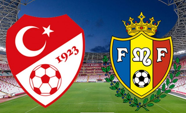 Türkiye-Moldava maçı saat kaçta? İşte A Milli Takım ilk 11'i